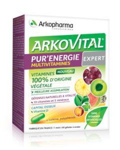 Arkovital® Pure Energy Expert 60 kapsula