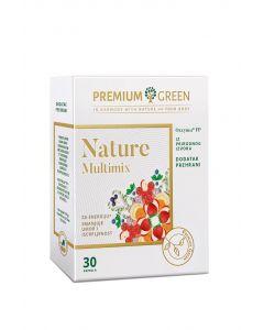 Premium Green Nature Multimix 30 kapsula