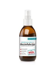 Biovitalis Univerzalni sprej za dezinfekciju 150 ml