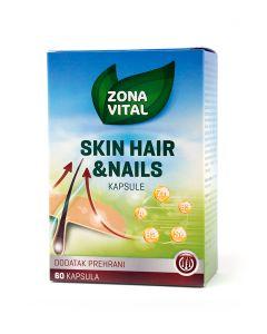 Zona Vital Skin, hair & nails kapsule