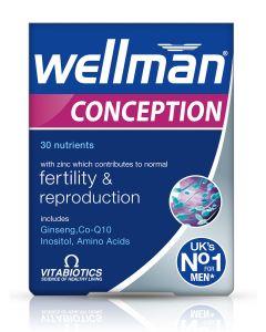 Vitabiotics Wellman Conception