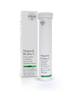 M.E.V. Feller® Magnezij B6 plus C