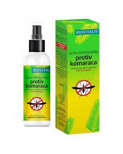 Biovitalis Ultra zaštitni sprej protiv komaraca 100 ml