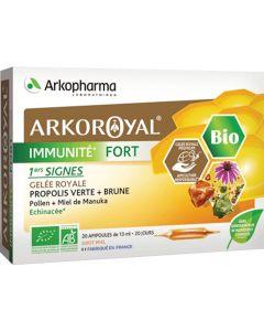 Arkoroyal® Imunitet Forte Bio 20 ampula