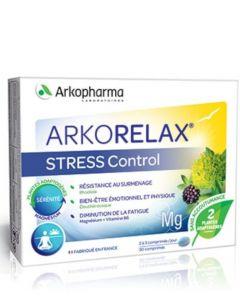 Arkorelax® Stress Control 30 tableta