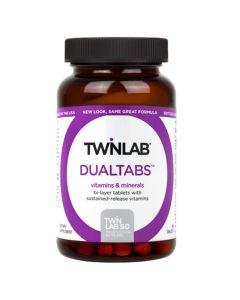 Twinlab Dualtabs multivitamini sa multimineralima 60 tableta