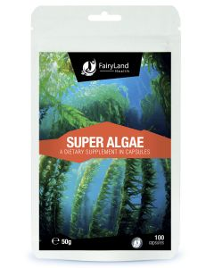 Fairyland Super alge 100 kapsula