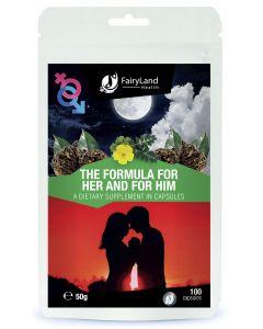 Fairyland Formula za Nju i Njega 100 kapsula