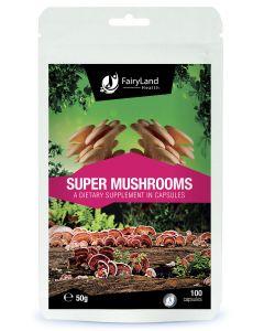 Fairyland Super gljive 100 kapsula