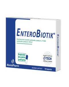 EnteroBiotik 10 kapsula