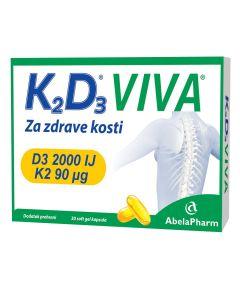 K2D3 VIVA 30 kapsula