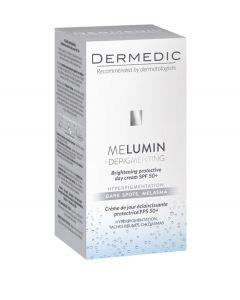 DERMEDIC MELUMIN zaštitna dnevna krema SPF 50+ 55 ml