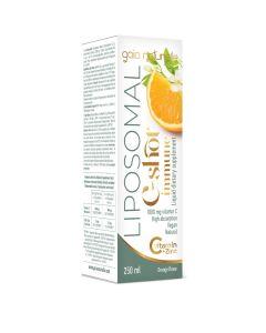 Vitamin C 1000 mg + cink liposomalni 250 ml