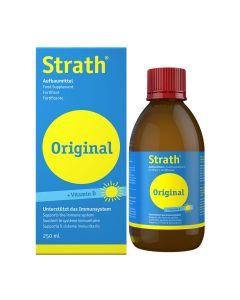Strath + vitamin D sirup, 250 ml
