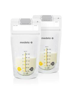 Vrećice za pohranu majčinog mlijeka Medela 180 ml a 25
