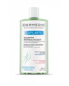 DERMEDIC CAPILARTE šampon za masnu kosu sklonu ispadanju 300 ml