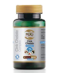HUG Cink Chelate Complex, kapsule 60 kapsula