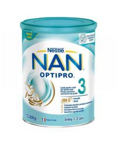 NAN 3 Optipro 800 g