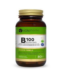 VONpharma B KOMPLEKS 100 80 tableta
