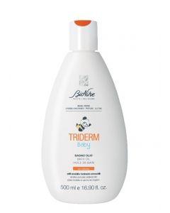 BioNike TRIDERM Baby Bath oil 500 ml