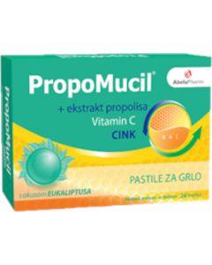 PropoMucil pastile eukaliptus 24 pastile