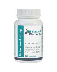 Biotin pure & strong 120 kapsula