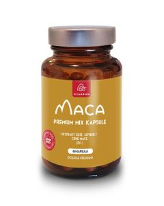 Premium MIX Maca kapsule 60 kapsula