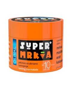 Olival Super Mrkva pekmez za ubrzano tamnjenje SPF 10 Hrvatska