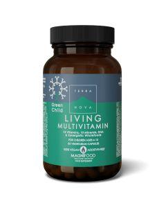 Green Child Multivitamin 50 kapsula
