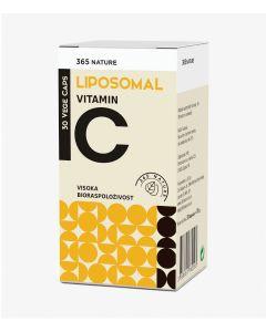 Liposomalni vitamin C kapsule 30 kapsula