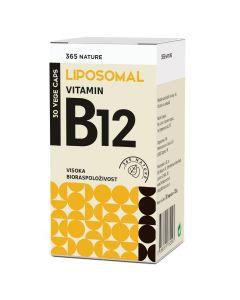 Liposomalni vitamin B12 kapsule 60 kapsula