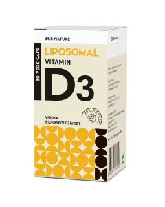 Liposomalni vitamin D3 kapsule 60 kapsula