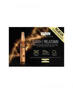 Isdinceutics Flavo-C Melatonin noćne ampule 20 ml