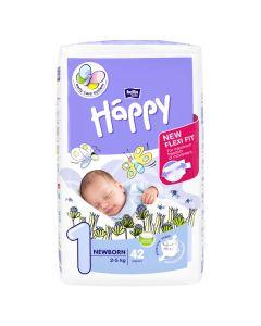 Bella Baby Happy dječje pelene Newborn 42 kom