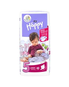 Bella Baby Happy dječje pelene Junior 42 kom
