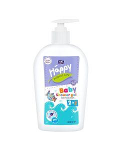 Bella Baby Happy 2u1 šampon za kosu i tijelo 300 ml 300 ml