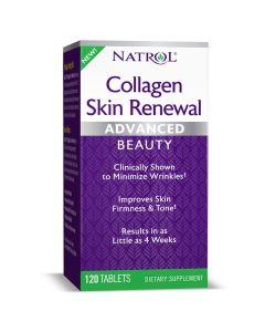 Natrol Collagen Skin Renewal Advanced 120 tableta