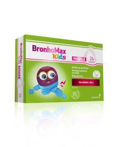 BronhoMax KIDS Pastile  24 pastile