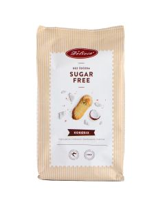KokosiX-Čajno pecivo bez šećera s kokosom i vlaknima bambusa i sladilom 175 g