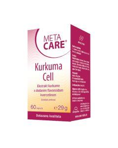 Meta-Care® Kurkuma Cell 60 kapsula