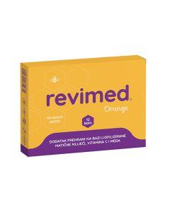 Revimed Orange Pastile
