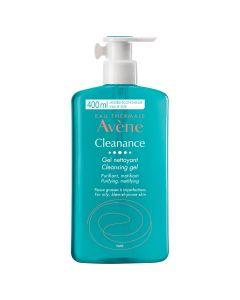 Eau Thermale Avène  Cleanance gel za čišćenje, 400 ml