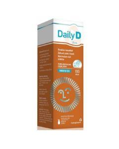 Daily D 1000 IU oralni sprej