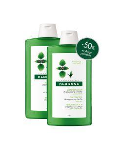 Klorane šampon s koprivom, 400 ml