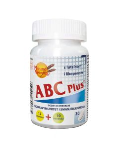 Natural Wealth ABC Plus™ tablete