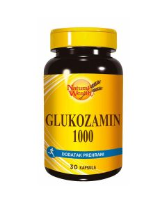 Natural Wealth Glukozamin 1000