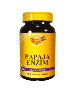 Natural Wealth Papaja Enzim