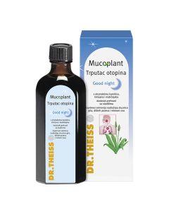 Mucoplant Trputac otopina Good night s ekstraktima kamilice, timijana i matičnjaka