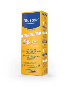 Mustela losion za zaštitu od sunca spf 50+