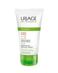 Uriage Hyséac emulzija SPF